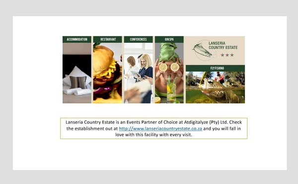 Lanseria country lodge - our preferred events partner picture