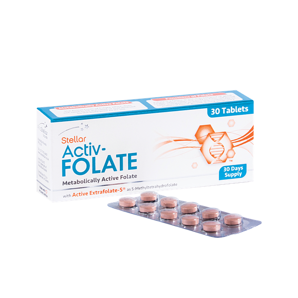 Active folate picture