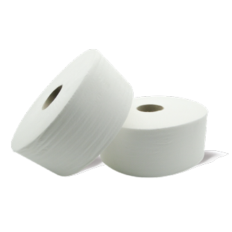 Pearl twin toilet tissue 1 ply 250m x 8 rolls picture