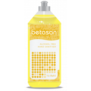 Betasan™ 1lt alcohol free hand sanitiser picture