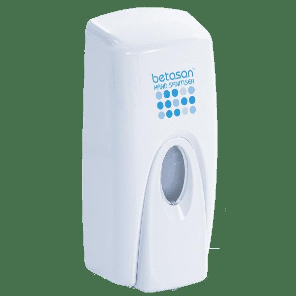 Betasan™ mini manual sanitiser dispenser picture