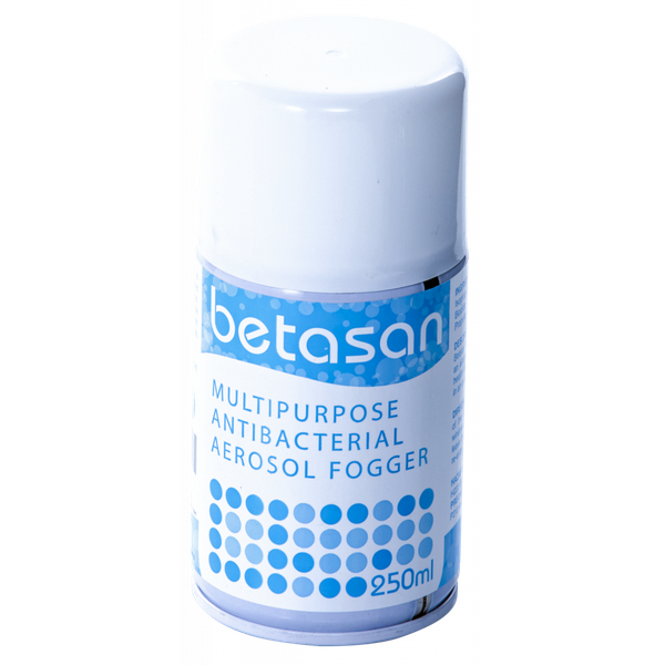 Betasan™ 250ml disinfecting aerosol fogger picture