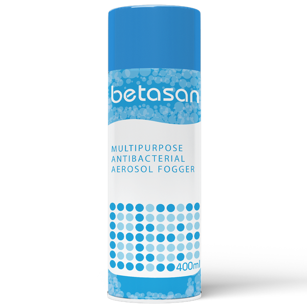Betasan™ 400ml disinfecting aerosol fogger picture