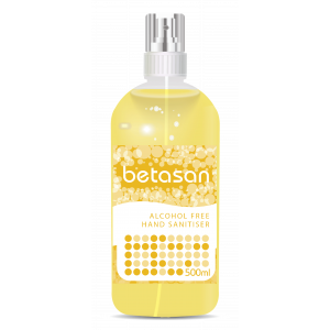 Betasan™ 500ml alcohol free liquid surface sanitiser spray picture