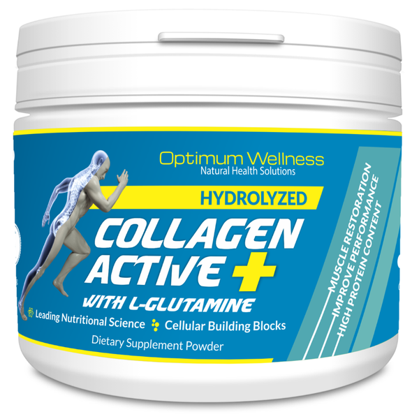 Collagen active+ with l-glutamine 5000mg picture