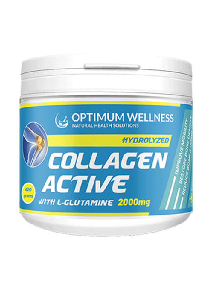 Collagen active with l-glutamine 2000mg 420g picture