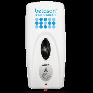 Betasan™ wall-mounted hand sanitiser sachet dispenser (sensor) picture