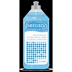 Betasan™ 1lt hand & surface sanitiser picture