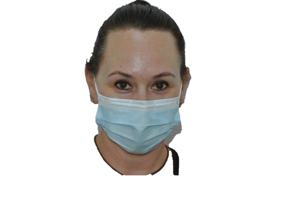 3 ply disposable face masks (box of 50) picture