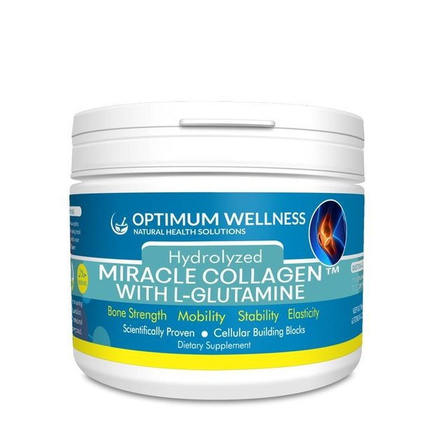 Miracle collagen™ with l-glutamine 420g picture