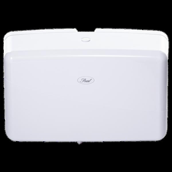 Pearl twin toilet tissue dispenser picture