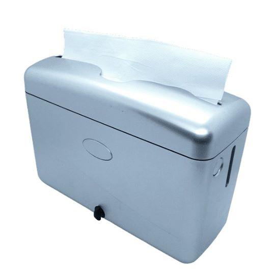 Betasan™ compact countertop wipe dispenser - platinum picture