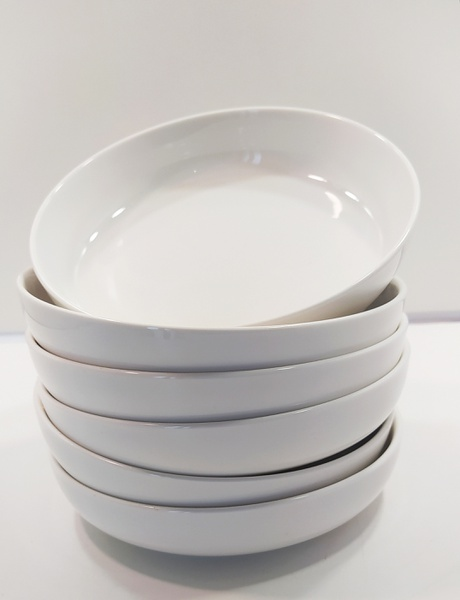 Set of porcelain bowls picture