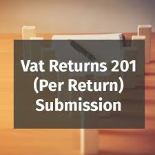 Vat return submission picture