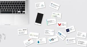 Gadget business card designs (design only) picture