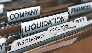 Company liquidations picture