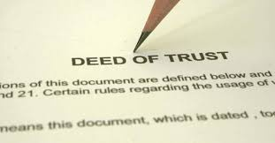 Trust deed draft and registration (family picture