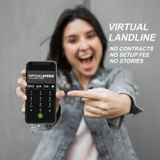 Virtual landline picture