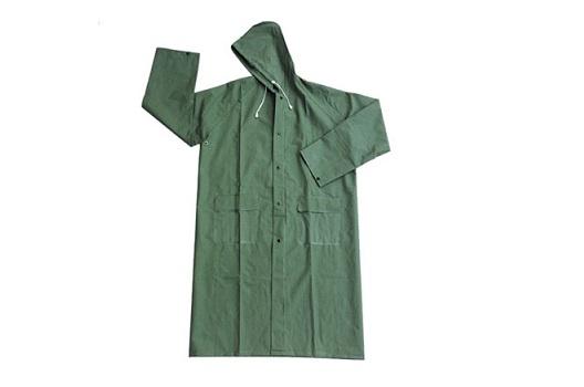 Rain coat picture