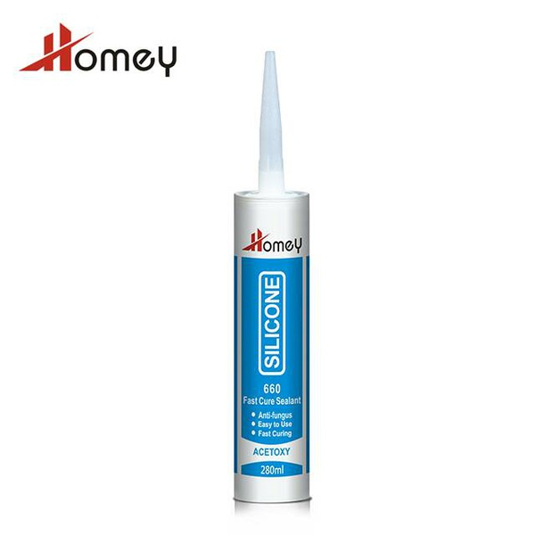 Silicone sealant picture