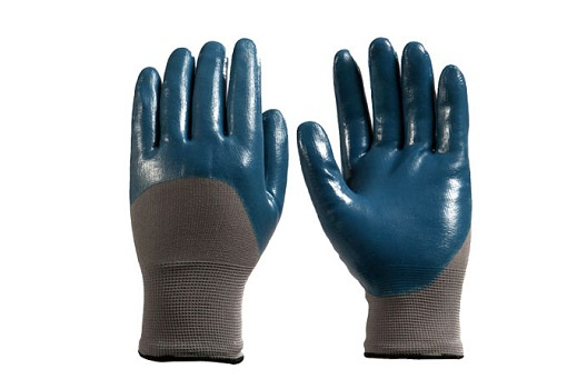 Hand gloves picture
