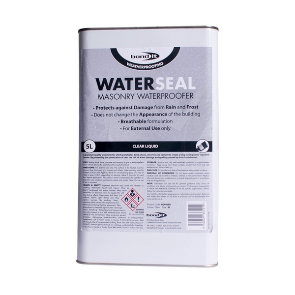 Masonry waterseal picture