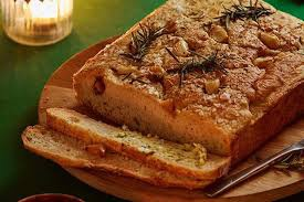 No knead Roasted Garlic Bread picture