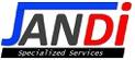 Jandi Specialized Services Logo