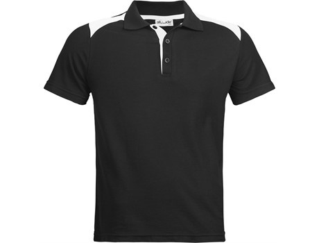 Mens apex golf shirt picture