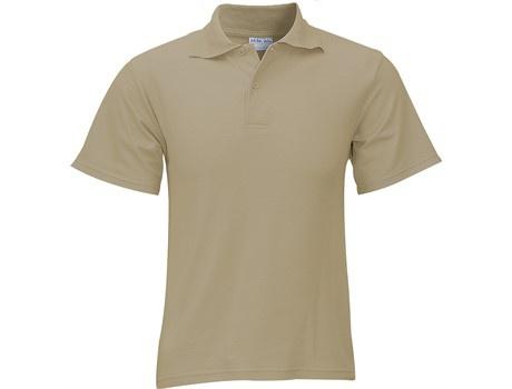 Kids basic pique golf shirt picture