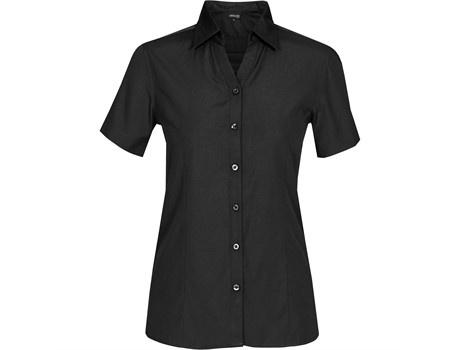 Ladies short sleeve catalyst shirt picture