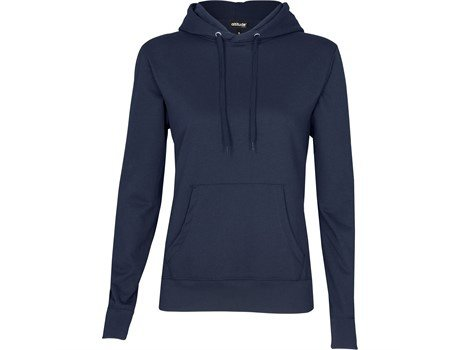 Ladies essential hooded sweater picture