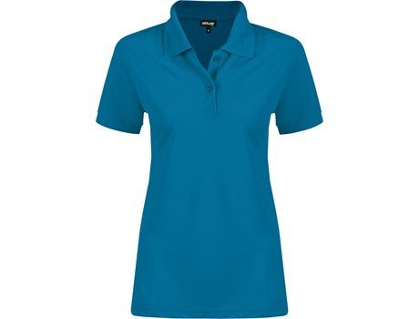 Ladies everyday golf shirt picture