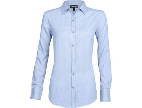 Ladies long sleeve nottingham shirt picture