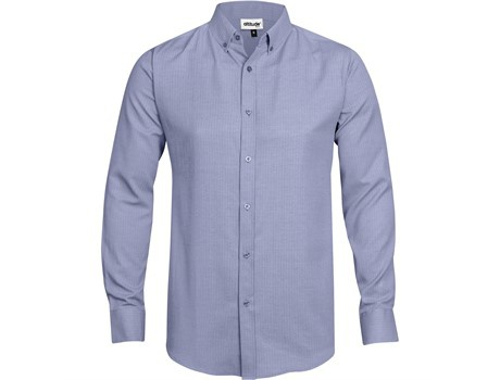 Mens long sleeve nottingham shirt picture
