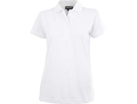 Ladies pro golf shirt picture