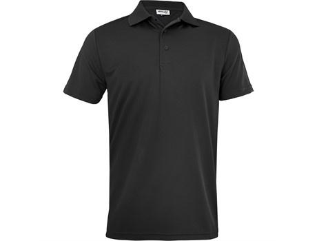 Mens pro golf shirt picture