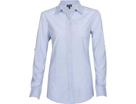 Ladies long sleeve portsmouth shirt picture