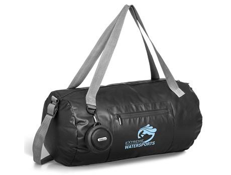 Sierra water-resistant duffel picture
