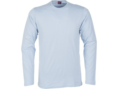Mens long sleeve portland t-shirt picture