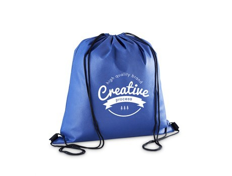 Whitefield non-woven drawstring bag picture