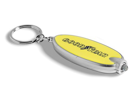 Lucent torch keyholder picture