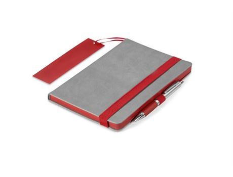Colourblock a5 notebook picture