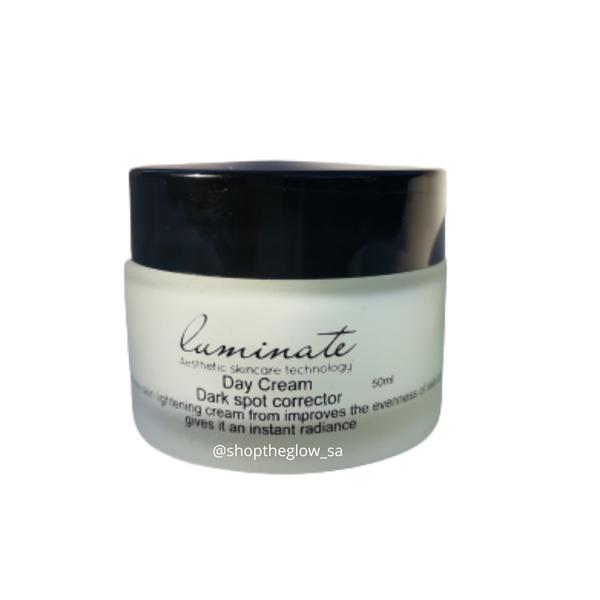 Luminate day cream picture