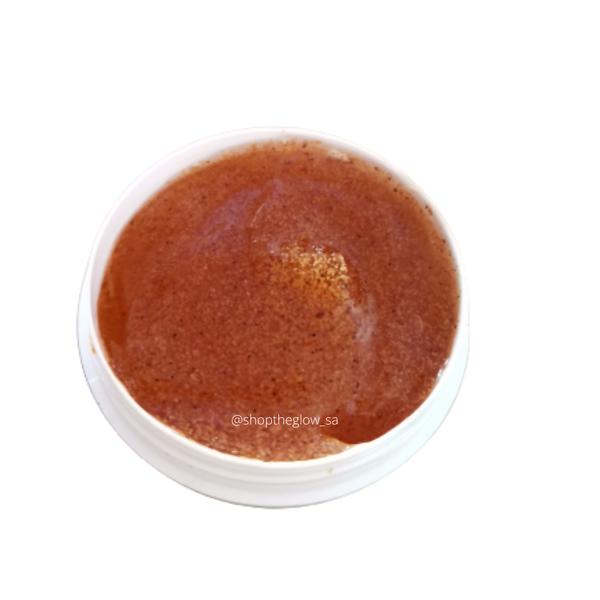 Lip lightening gel scrub picture