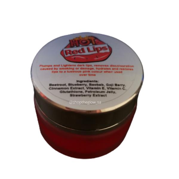 Glutathione lightening + moisturising lip balm picture