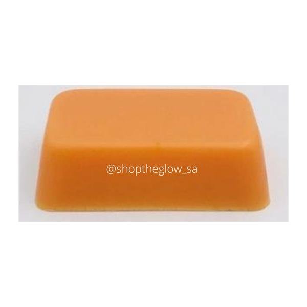 Glutathione soap – turmeric picture