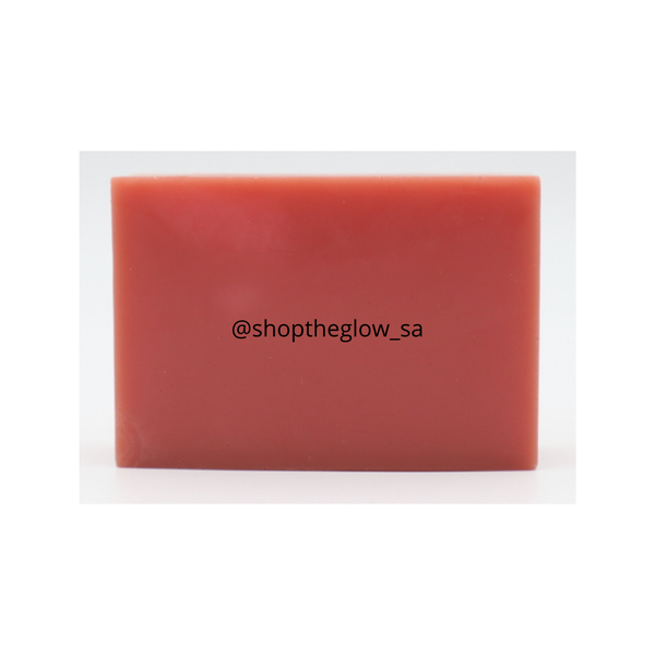 Pink soap picture