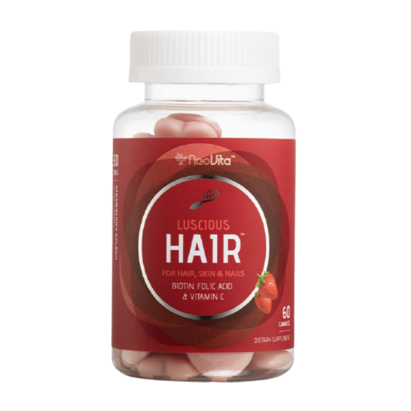Neovita luscious hair strawberry picture