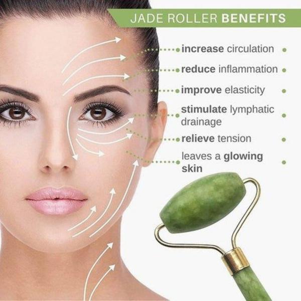 Jade facial roller picture